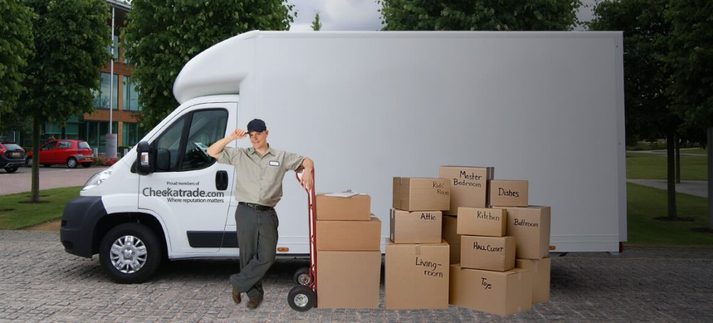 Man and van removal services